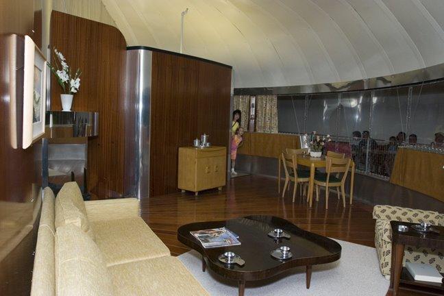 The Dymaxion House Rebecca Kilbreath
