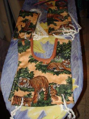Tiger tzitzit