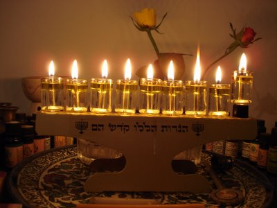 Hanukkah 5766, eighth night