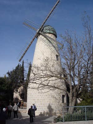 Sir Moses Montefiore's windmill