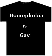 Homophobia