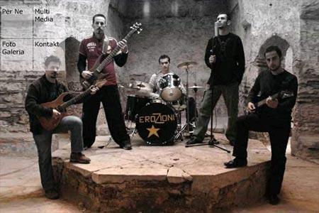 Erozioni Band