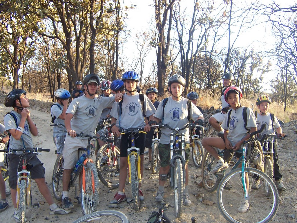 Ciclismo de monta a equipo de ciclismo de monta a del for Equipos de ciclismo
