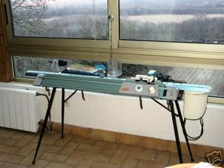 knitting machine tables for sale