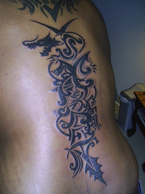 Getting inked by ink credible kash for Tattoos near me open late