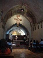 San Damiano Interior