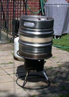brew set-up