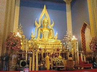 Phra Buddhajinaraja of Wat Benchamabophit