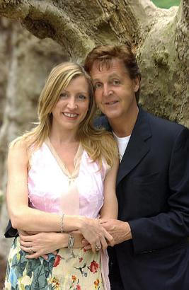 Paul McCartney And Wife Heather Split