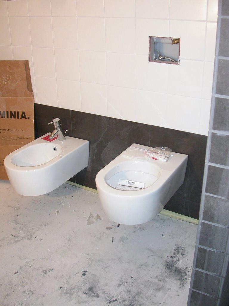 Aa66 wc e bidet - Sanitari bagno flaminia ...
