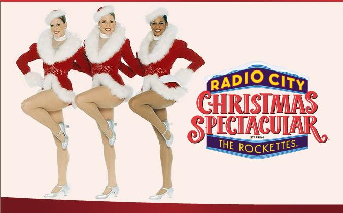 Image result for radio city christmas spectacular logo