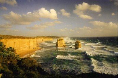 The Twelve Apostles, Victoria, Australia, Dec. 2000