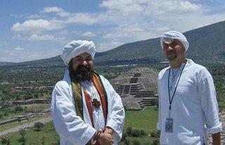 Al Zahir Sheikh Kether GG:: y El Guru Ji Ahmed Mehir