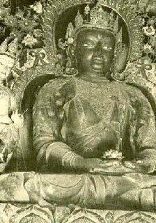 estatuas budistas - arte budista - Amitabha