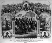 The Fifteenth Amendment, REPRODUCTION NUMBER: LC-USZ62-22396, Library of Congress, Prints & Photographs Division,