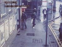See larger version of CCTV image of the suspects at Luton station (right) - [Opens in a new window 66kb]