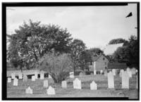 Library of Congress, Prints & Photographs Division, HABS The Cloisters, Graveyard, Ephrata, Lancaster County, PA