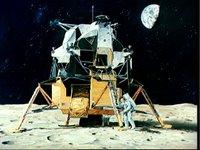 Apollo 11, Credit: NASA Johnson Space Center (NASA-JSC)