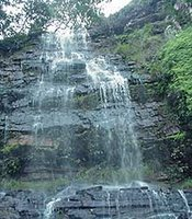 Waterfall in the Krantz Kloof Reserve, National Oceanic and Atmospheric Administration/Department of Commerce.