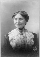 Clara Barton, 1821-1912, Library of Congress, Prints and Photographs Division, [REPRODUCTION NUMBER: LC-USZ62-47619