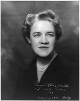 Margaret Chase Smith, REPRODUCTION NUMBER: LC-USZ62-42661, Library of Congress, Prints and Photographs Division