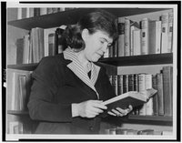 Dr. Margaret Mead, REPRODUCTION NUMBER: LC-USZ62-120226, Library of Congress, Prints and Photographs Division