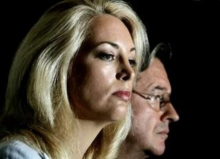 Valerie Plame Wilson and Joe Wilson