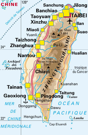 Carte Geographique De Taiwan – Pretty Girls