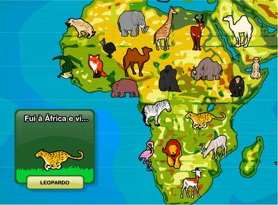 Fui a África e vi...
