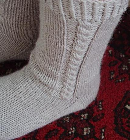 Knitting Pattern For Dog Socks : Black Dog Designs