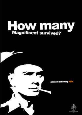 Passive Smoking Kills