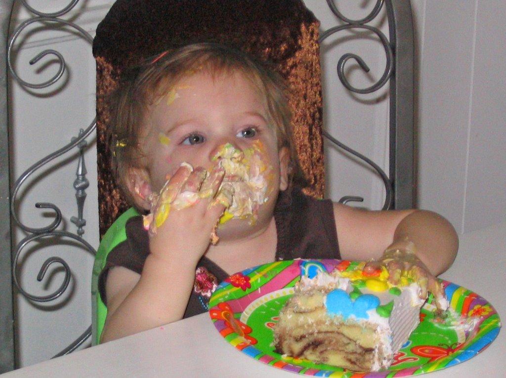 Birthday Cake Gracie