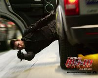 Mission Impossible 3 - Tom Cruise returns as Special Agent Ethan Hunt to face the mission of his life.