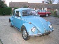 My favorite Classic Car - Volkswagen Beetle!