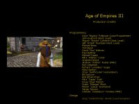 "The end of  ""AGE of EMPIRES III"""