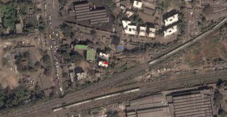 Satellite image of my Home!