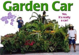 The Garden Car