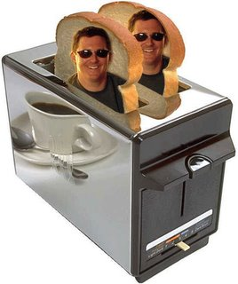 Pose With Your Toaster