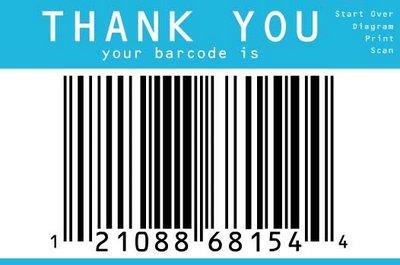 Barecode Yourself