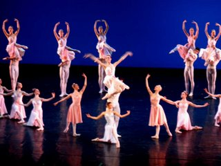 Ballet Imperial, Mariinsky Ballet Company