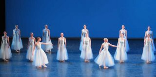 Serenade, Mariinsky Ballet Company