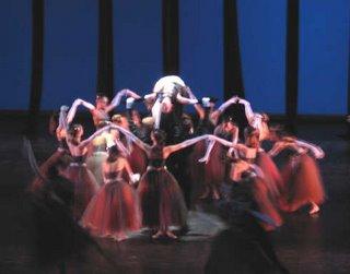 La Valse, Mariinsky Ballet Company