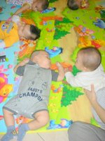 My first baby class, Our Parenting World