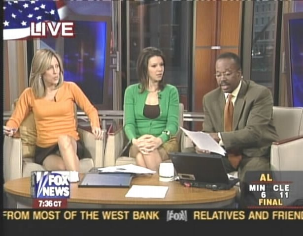 Gretchen Carlson: No pants allowed on Fox & Friends