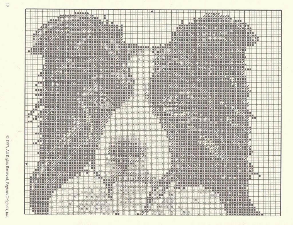 Knitting Pattern For Border Collie Dog : Candice, the Venus Willendorf, and Everything: Ace and Cross Stitch Border Co...
