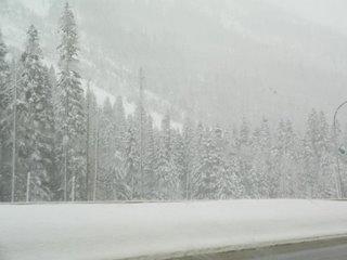 snowy coquihalla