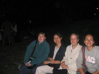 sarah, hiromi, pauline and edna