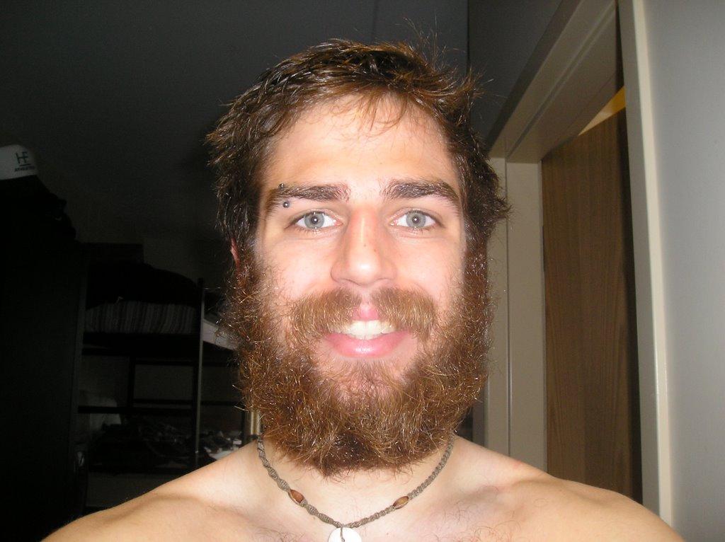 grow my beard