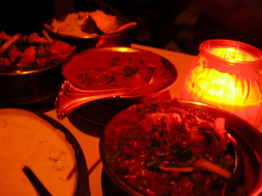 Electric Lotus Indian Food