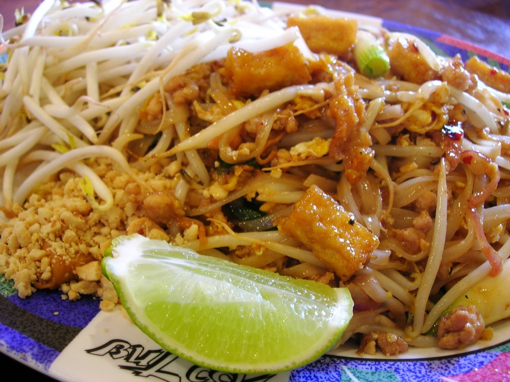 Foodie universe 39 s restaurant reviews for Anajak thai cuisine